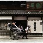 「俥夫」小江戸川越散歩25