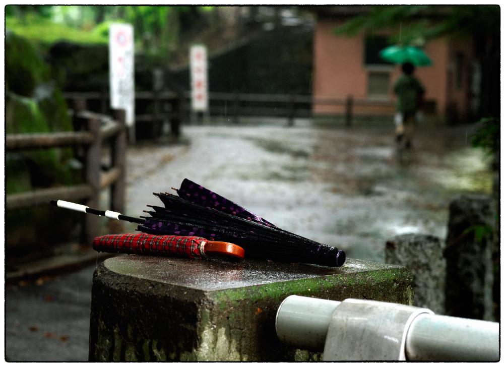 雨の日の忘れ物
