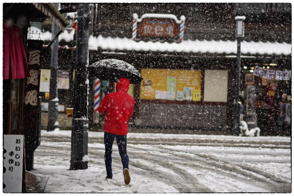 「みんな雪の中05」小江戸川越散歩1543