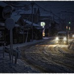 「みんな雪の中03」小江戸川越散歩152