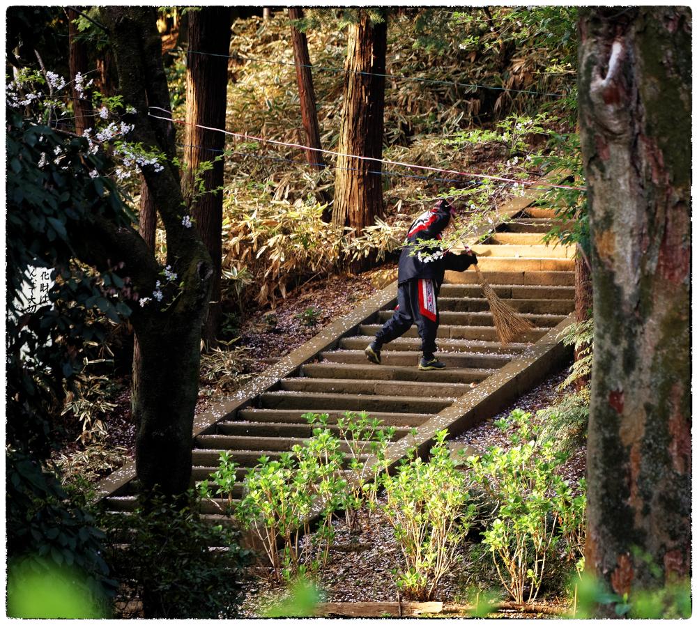 「年度末」 小江戸川越散歩169